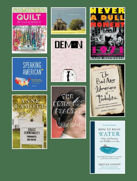 What Were Reading December 2016 Nonfiction Chicago Public