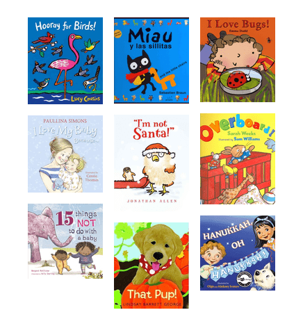 Baby Toddler Storytime Books | Chicago Public Library
