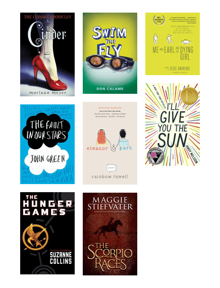My personal favorite YA titles   Vancouver Public Library