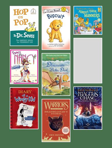 Most Popular Children S Books Of 2016 Pima County Public Library