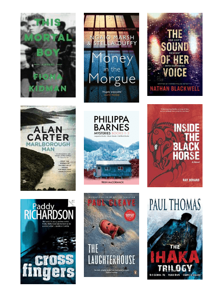 Mystery Fiction Reading Guide Christchurch City Libraries