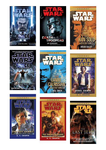 Star Wars Legends Rise Of The Empire Era King County Library System Bibliocommons