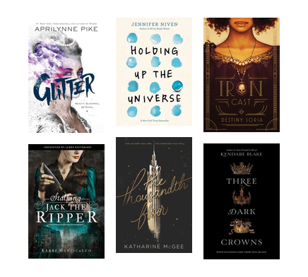 Teen Staff Picks March 2017 Chicago Public Library Bibliocommons