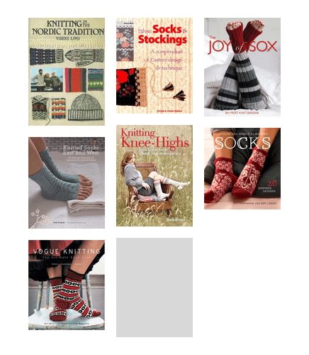 Knit Books Mostly Socks Chicago Public Library Bibliocommons