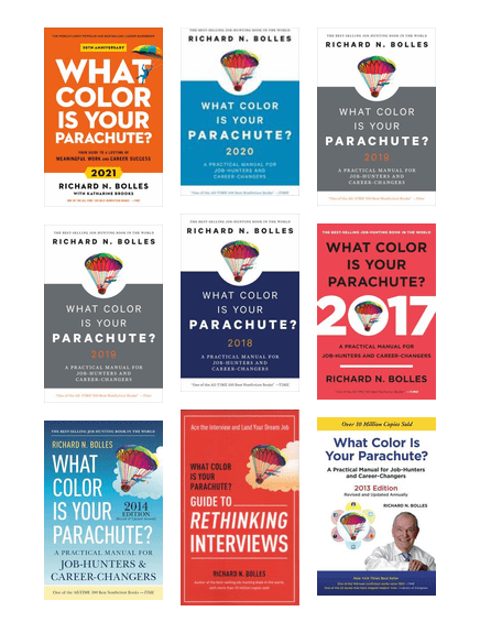 JoCoLibrary-What Color Is your Parachute? Books and ebooks | Chicago ...