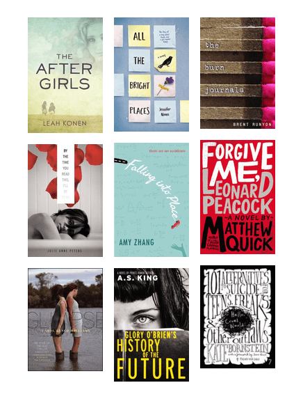 Cmlibrary Suggests Tough Topics For Teens Suicide Chicago Public Library Bibliocommons