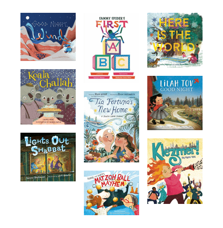 Jewish American Heritage Picture Books Arapahoe Libraries