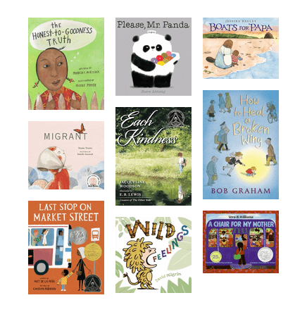 Mcfl Kids Hearts And Minds Picture Books That Strengthen Social Emotional Learning The Seattle Public Library Bibliocommons