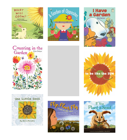 Preschool Books Flowers Gardens And Plants Chicago Public