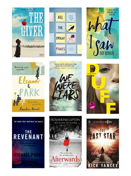 Chole S List Of Fantastic Teenage Books Chicago Public Library Bibliocommons