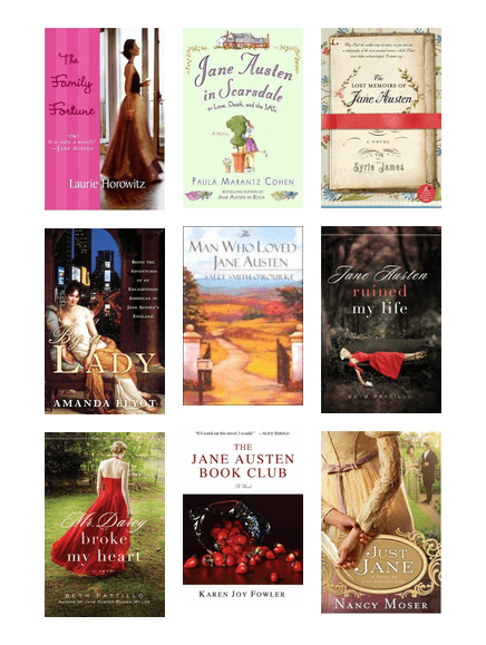 Jane Austen Modern Retellings Of Her Stories And Her Life The