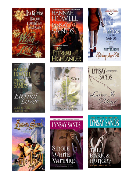 Sands Lynsay One Of My Favorite Author29 The Seattle Public
